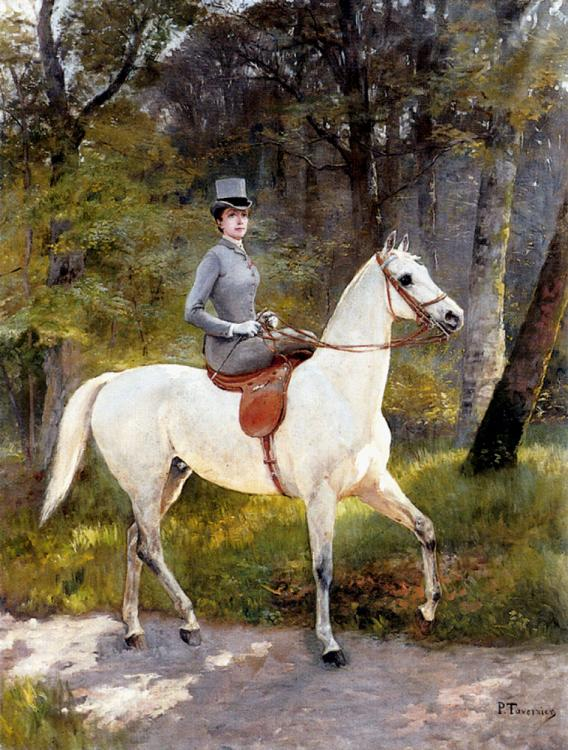 Horses in painting and art