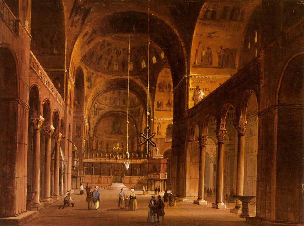 Piazza San Marco :: Carlo Grubacs - Architecture ôîòî