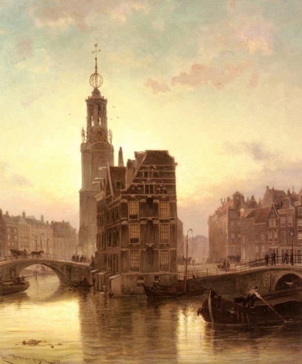Amsterdam :: Cornelis Christiaan Dommelshuizen - Architecture ôîòî