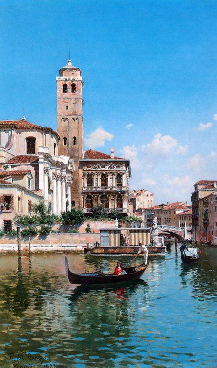 The Palazzo Labia, Venice :: Federico Del Campo - Architecture фото