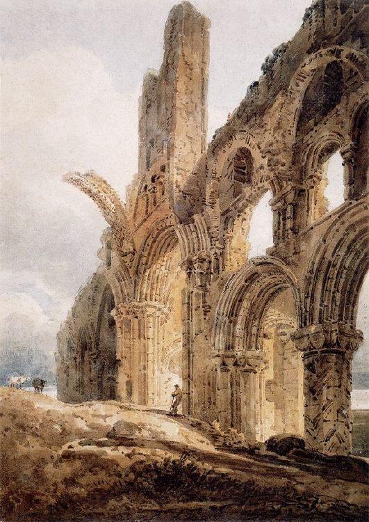 Lindisfarne :: Thomas Girtin - Ruins ôîòî