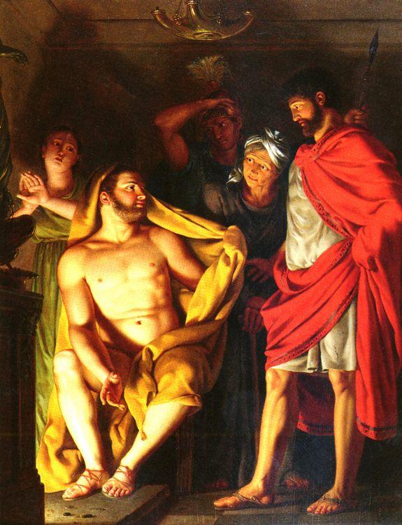 Coriolanus :: Pierre Joseph Francois - Antique world scenes ôîòî