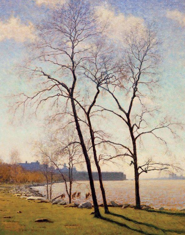 Landscape :: Bennett Vadnais - River landscapes фото