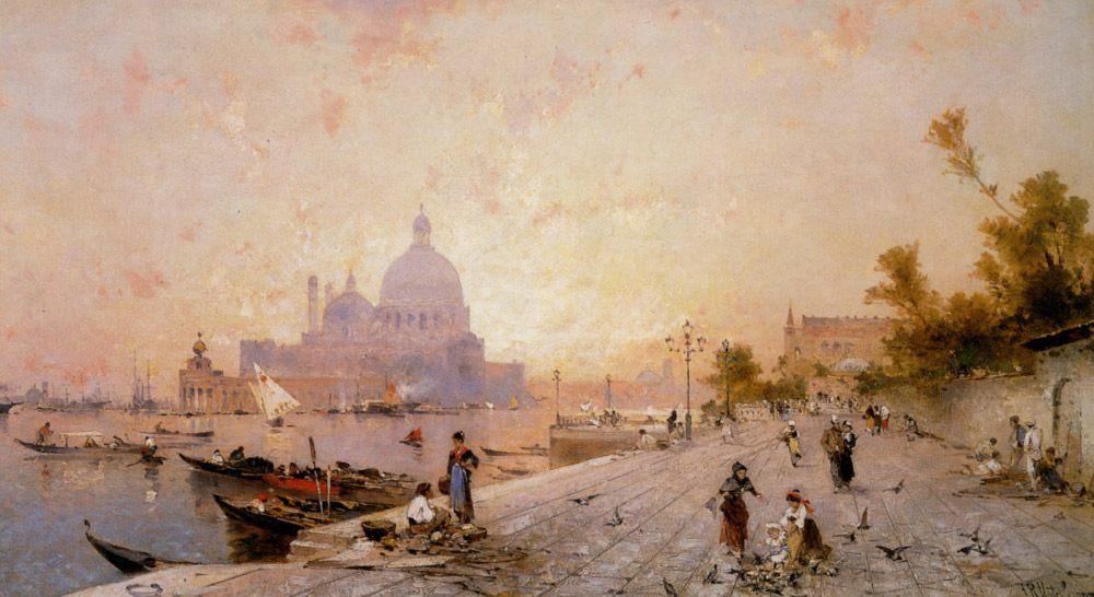 Venice :: Franz Richard Unterberger - Venice ôîòî