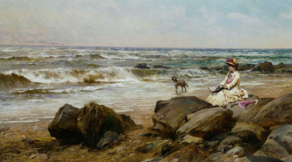 Far Away Thoughts :: Alfred Glendening  - Seascapes фото