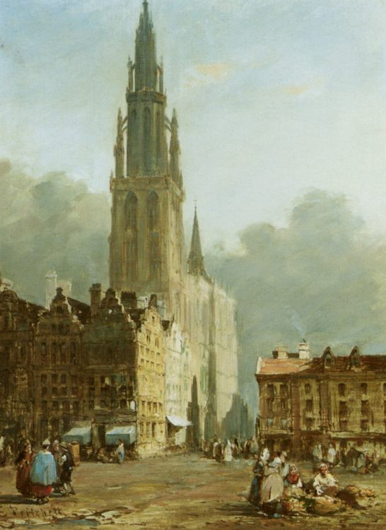 Antwerp :: Edward Pritchett - Holland and Dutch ôîòî