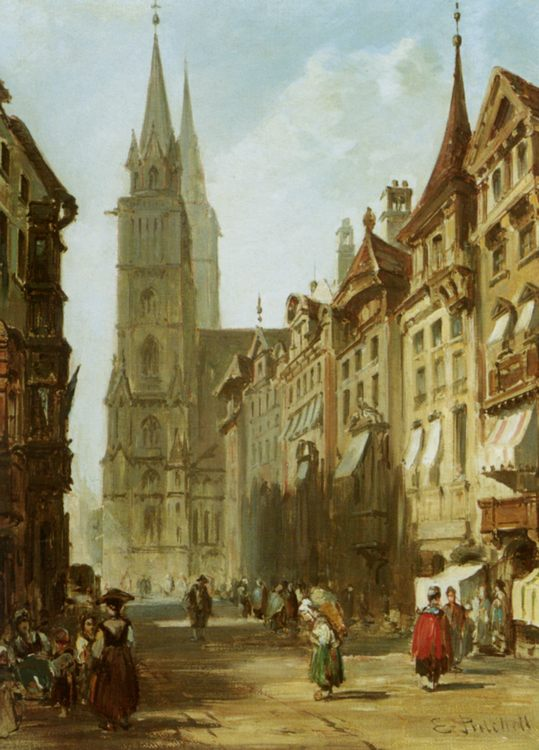 Nuremberg :: Edward Pritchett - Germany ôîòî