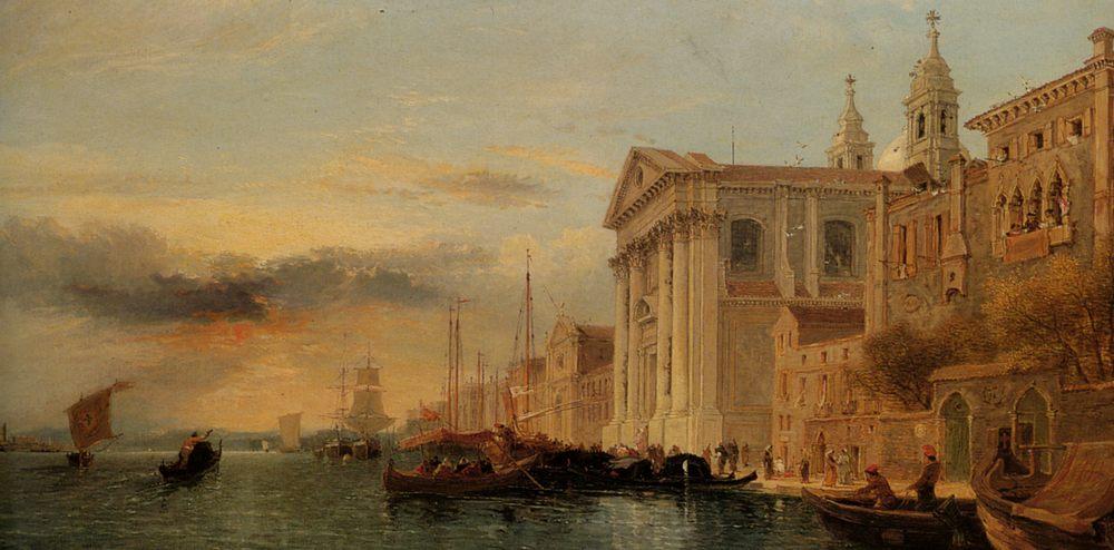 The Church of Santa Maria del Rosario The Gesuati Venice :: James Holland - Venice ôîòî