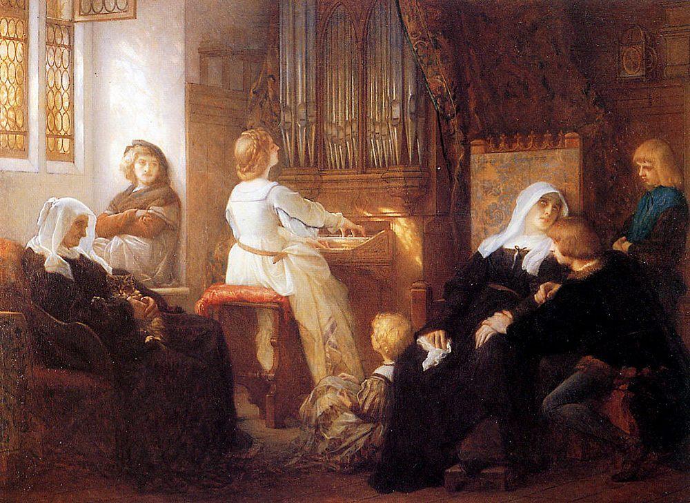 painting Harmony :: Alexandre Cabanel - Rich interiors ôîòî
