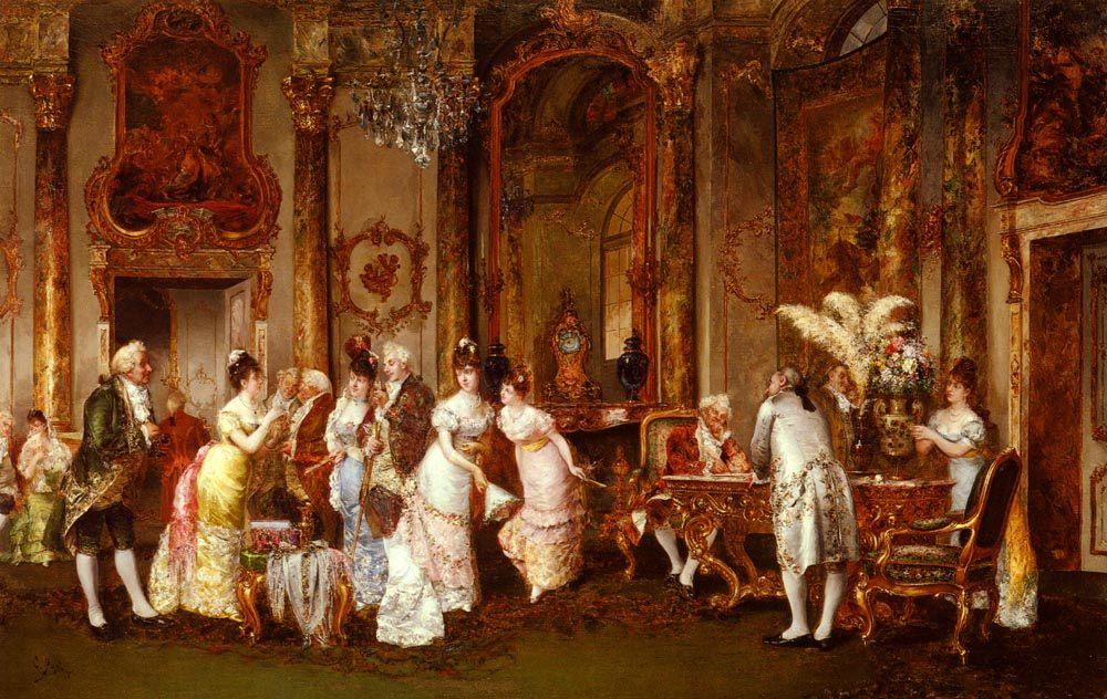 The Jewellery Viewing :: Clement Pujol de Guastavino - Rich interiors фото