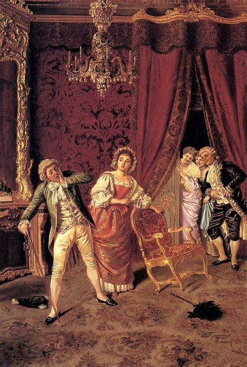 A Slap In The Face :: Salvatore Frangiamore - Rich interiors ôîòî