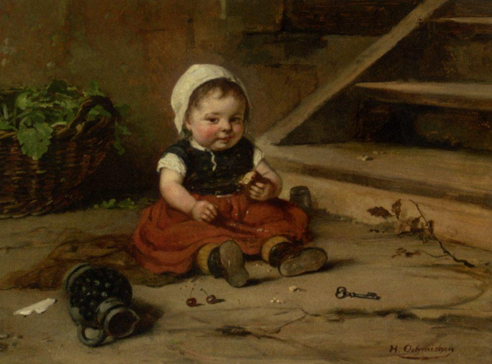 Childhood :: Hugo Oehmichen - Babies portraits  ôîòî