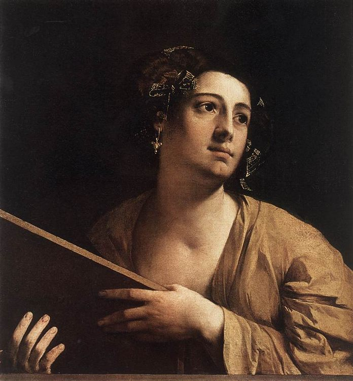 Sibyl :: Dosso Dossi - mythology and poetry фото