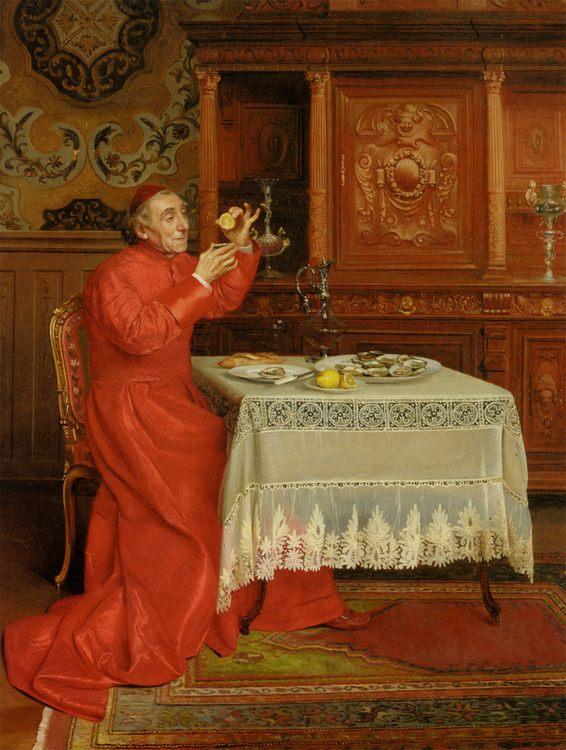 The gourmet :: Georges Croegaert - Rich interiors фото