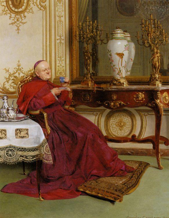 The Taste :: Georges Croegaert - Rich interiors ôîòî