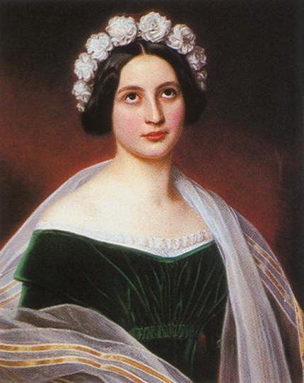 Josepha Conti :: Joseph Karl Stieler  - 5 women portraits ( the beginning of 19 centuries ) ôîòî