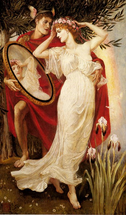 Art And Life :: Walter Crane - Allegory in art and painting фото