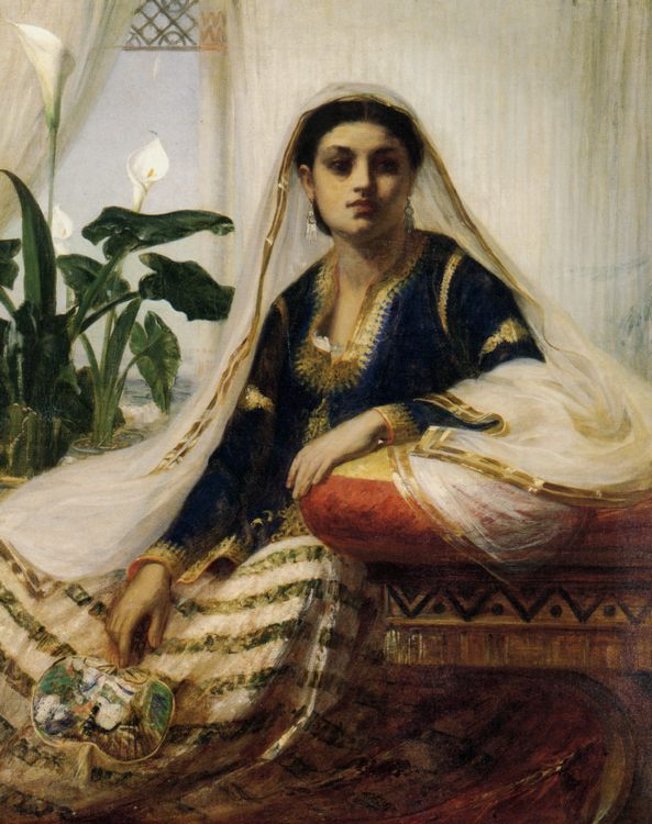 Reverie :: William Holyoake - 7 female portraits ( the end of 19 centuries ) in art and painting фото