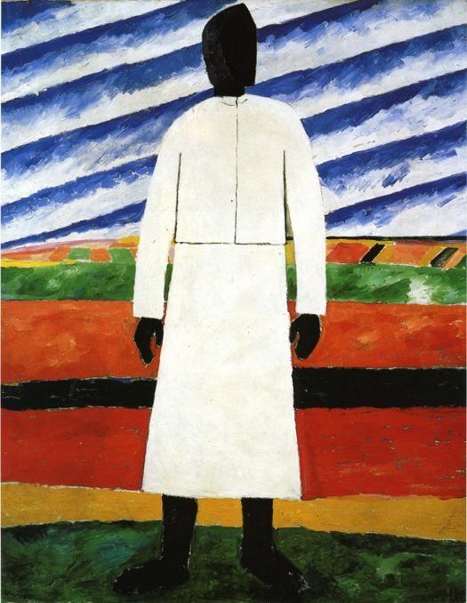 Peasant Woman :: Kazimir Malevich - 8 female portraits hall ôîòî