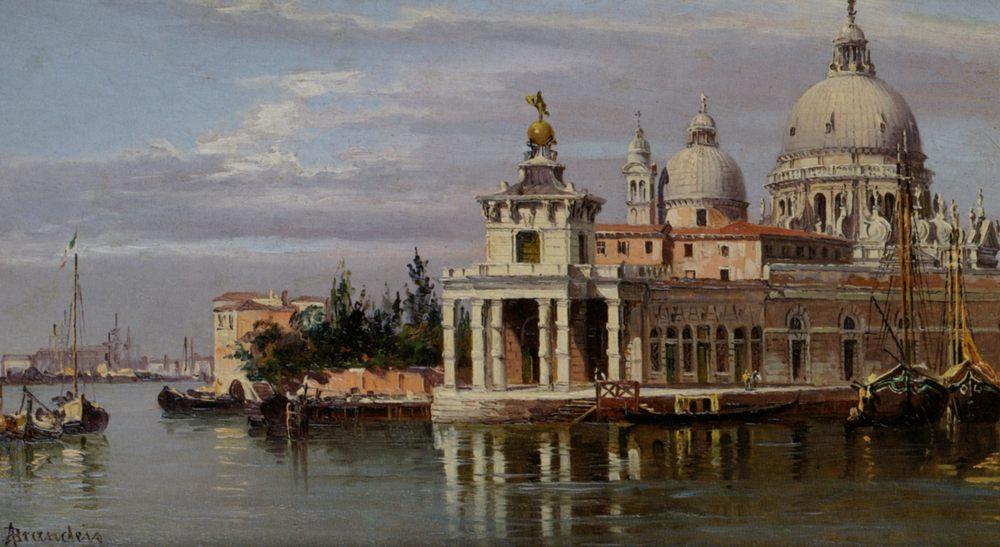 The Dogana Venice :: Antonietta Brandeis - Venice фото
